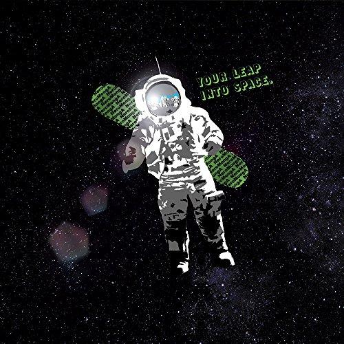 Apple iPhone SE Case Skin Sticker aus Vinyl-Folie Aufkleber Astronaut Weltall Fliegen DesignSkins® glänzend