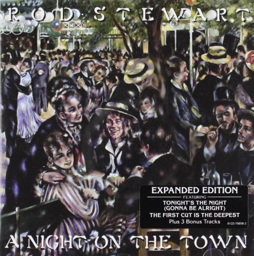 A Night on the Town (2009 Remaster) by Rod Stewart (2009-08-18)