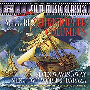Bliss: Christopher Columbus (Including Christopher Columbus/ Seven Waves Away/ Baraza)
