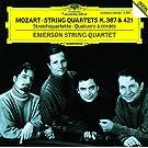 Mozart: String Quartets K.387 & 421