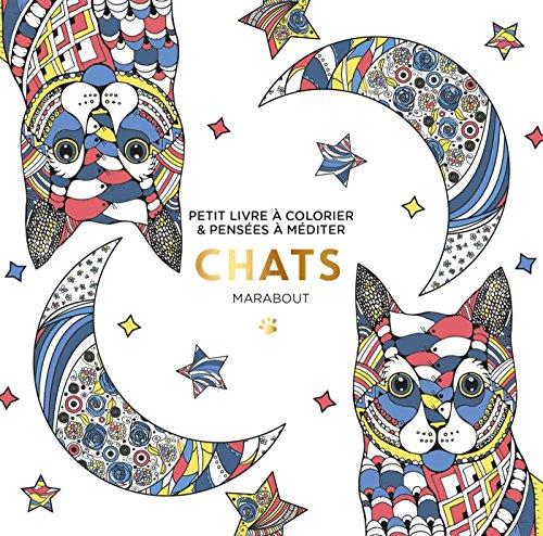 Le petit livre du coloriage Chats