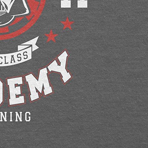TEXLAB - Sith Lord Academy - Damen T-Shirt Grau