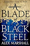 A Blade of Black Steel: Book Two of the Crimson Empire
