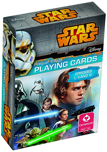 1576 - Star Wars Spielkarten - Episode I-III ()