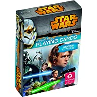 Cartamundi 22501576–star wars-episode i-iII jouer