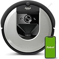 iRobot Roomba i7 (i7156) Saugroboter, 3-stufiges Reinigungssystem, intelligente Raumerfassung, Zeitplanreinigung, 2…