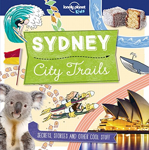 Descargar Libro Sydney : City trails de Lonely Planet Kids