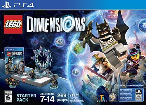 LEGO Dimensions Starter-Set für PlayStation - Dimensions Lego 4 Playstation