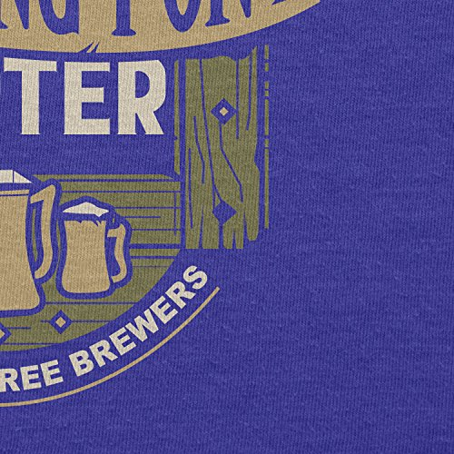 TEXLAB - Prancing Pony Beer - Damen T-Shirt Marine