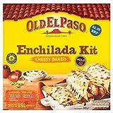 Old El Paso Enchilada Kit de queso al horno 663g (paquete de 16 x 663)