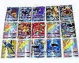 Carte Pokemon Sun & Moon: le rare carte GX da 60 pezzi, il miglior regalo (lingua italiana non garantita)