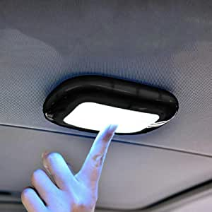 LifeBest Car Dome Roof Ceiling Interior Light Lampada da Lettura Lampada per Tronco Lampadina a LED per Camper Campervan Cucina Cucina Soggiorno