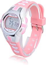 Rrimin Kid Swimming Sports Digital Wrist Watch XJ-850 30M Waterproof