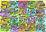 2000 Jahre Kirchis Geschichte: Einzelposter mit Aufklebern. Reliposter