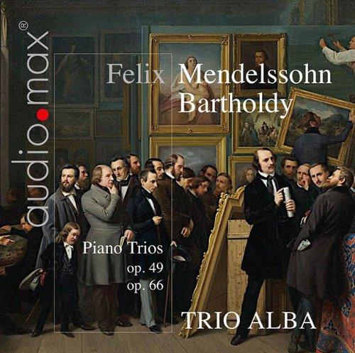 Klaviertrios Op.49 & 66