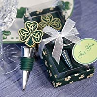Shamrock / Trinity Love Knot Bottle Stoppers - 36 count by Fashioncraft preisvergleich bei billige-tabletten.eu