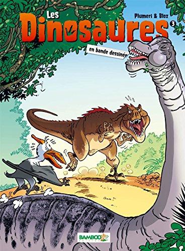 Les Dinosaures en BD - tome 3