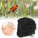 YOUTTOO Red Negra para Proteger el árbol de Frutas, Aves de Corral, Red para Estanque, Size S