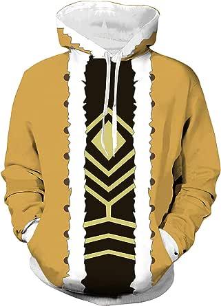 My Hero Academia Hawks Cosplay Costume Adult Boku no Hero Academia Printing Hoodie Jumper Pullover Yellow