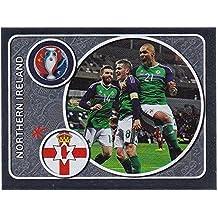 Panini EURO 2016 France - Sticker #239 (Nordirland)