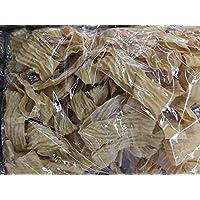 Tofu de piel de frijoles secos recortados piezas cortadas 1200 gramos de China (中国腐片)