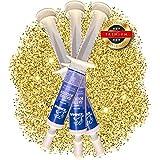 EMMA Gastro Booster fürs Pferd, Pferdefutter mit Bierhefe I prebiotisch I intakte Darmflora I Vitamin-Booster für Energie Plus B-Vitaminen, C, E, Biotin, Kalzium, Folsäure, Zink 3 St.