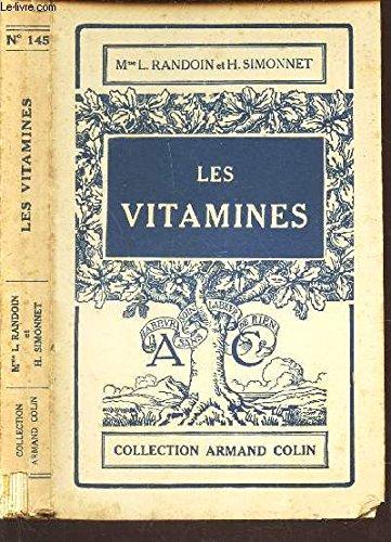 LES VITAMINES. N°145 / 4e EDITION.