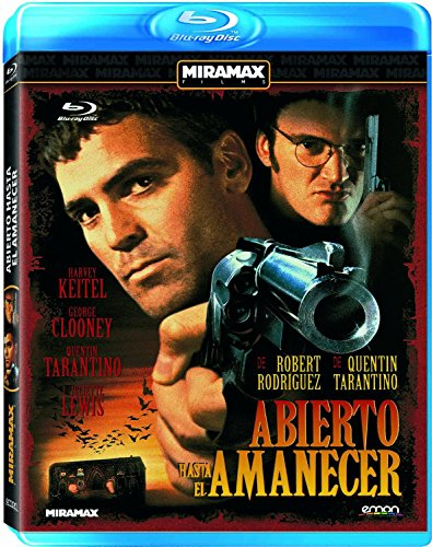Abierto Hasta El Amanecer [Blu-ray] 61cfrcrTD8L