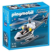 Playmobil 5916-Police Helicopter
