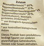 Bauckhof Vollkorn-Bauernbrot-Backmischung | 500 g – Bio - 3