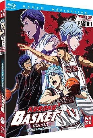Kuroko's basket - Winter Cup Highlights 1 - L'ombre et la Lumière - BluRay [Blu-ray]
