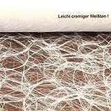 Sizoweb Tischband Weiß 25 Meter lang 30cm breit