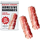 MyPartyShirt Bacon Strips Bandages