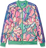 adidas Damen Jacke Bananas Supergirl Originals, Multicolor, 34