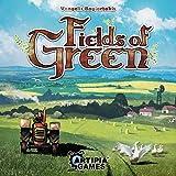 Unbekannt Ghenos Games ghe067Fields of Green–Brettspiel