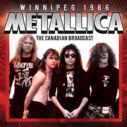 Winnipeg 1986 (Live)