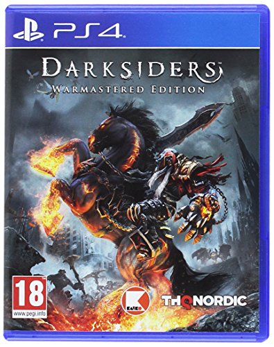 Darksiders Warmastered - PlayStation 4