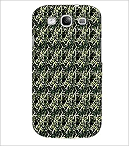 PrintDhaba Typography D-6079 Back Case Cover for SAMSUNG GALAXY S3 (Multi-Coloured)