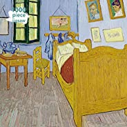 Adult Jigsaw Puzzle Vincent van Gogh: Bedroom at Arles: 1000-piece Jigsaw Puzzles
