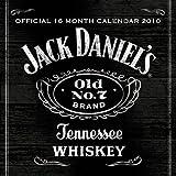 Jack Daniels Square Calendar 2010