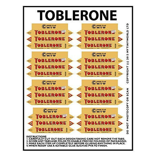 mytinyworld-dolls-house-miniature-packaging-sheet-of-8-toblerone-boxes
