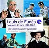 Louis de Funès, Musiques de Films 1963-1982 (4 CD)...
