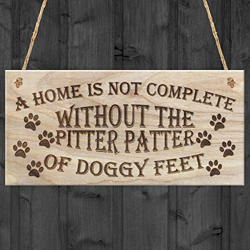 red-ocean-a-home-is-not-complete-without-the-pitter-patter-of-doggy-feet-dog-plaque-wood-brown