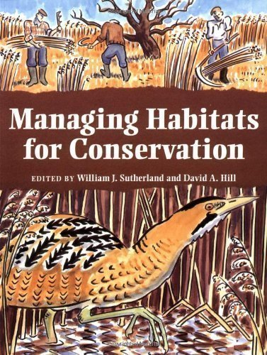 Managing Habitats for Conservation (1995)