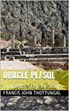 Oracle PL/SQL: Concepts Step by Step