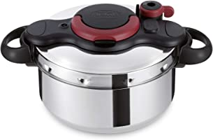 TEFAL CLIPSO MINUT EASY PRESSURE COOKER 4.5 L