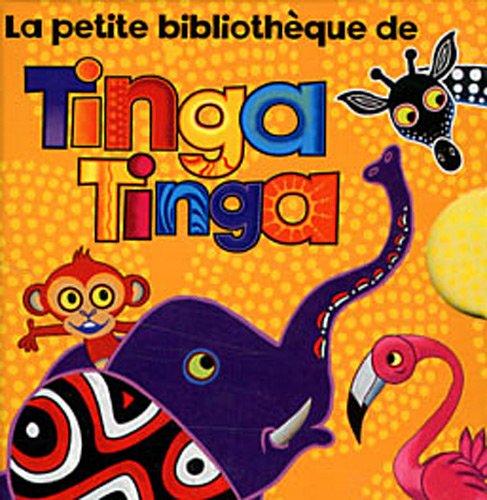 La petite bibliothèque de Tinga Tinga