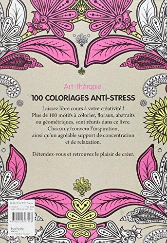 Art Therapie 100 Coloriages Anti Stress De Collectif Mobi Telecharger Supular S Blog