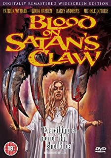 Blood On Satan's Claw - Digitally Remastered Widescreen Edition [DVD] [1970] (B001Q58KXW) | Amazon price tracker / tracking, Amazon price history charts, Amazon price watches, Amazon price drop alerts
