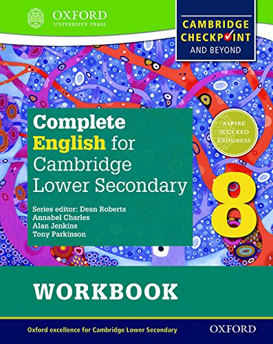 Complete English for Cambridge Secondary 1. Workbook 8